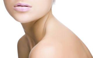 Как удаляют и лечат папилломы на шее?