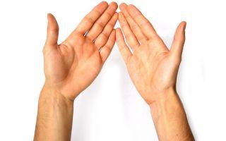 Растет родинка на безымянном пальце правой руки