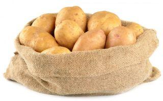 Способы выведения бородавки картошкой