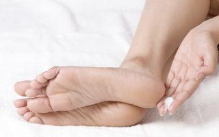 Как убрать сухие мозоли на ногах