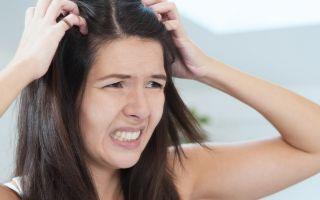 Проблемная родинка на голове в волосах