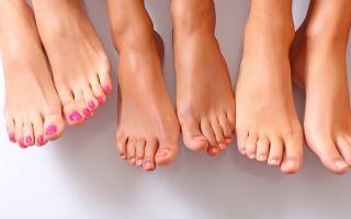 Как вывести бородавку на пальце ноги