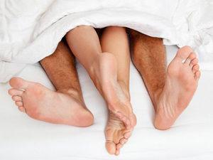 Передача вируса половым путем