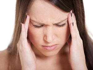 Боль в висках - побочный эффект препарата
