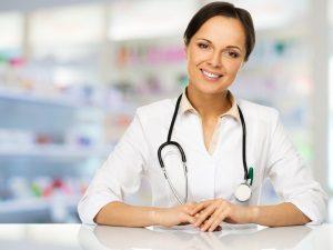 Диагностика вируса у врача
