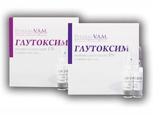 Глутоксим для лечения ВПЧ