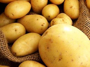 Картошка против бородавок