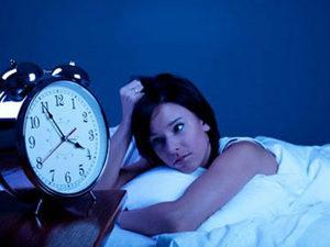 Нарушение сна - признак паразитов