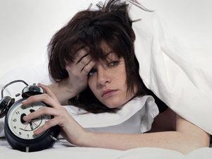 Нарушения сна - побочный эффект препарата