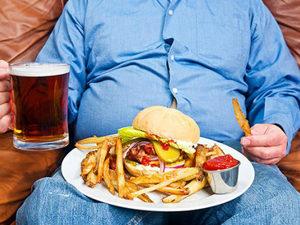 Неправильное питание - причина заражения ВПЧ