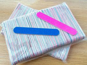Одноразовые пилочки для ногтей