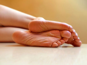 Проблема мозолей на ногах