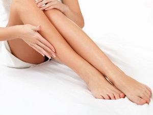 Проблема родимого пятна на ноге