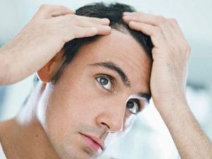 Проблема родинки в волосах
