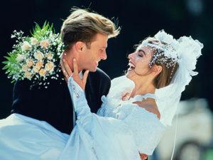 Счастливый брак при родинке на стопе