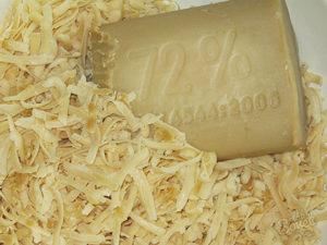 Тертое хозяйственное мыло для лечения ВПЧ