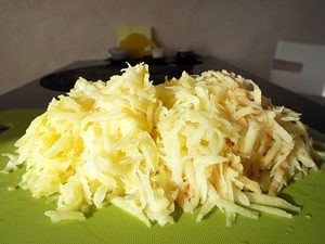 Тертый картофель от бородавок