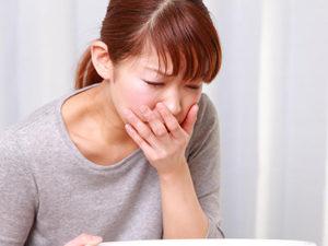 Тошнота - побочный эффект препарата