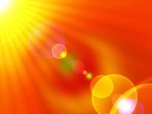 Воздействие солнца - причина появления родинок