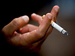 Курение - причина появления ВПЧ 56