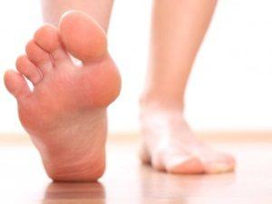 Проблема бородавок на ногах
