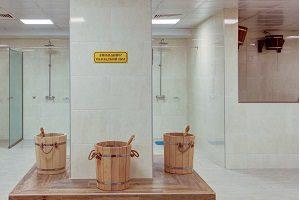 Посещение общественных бань - причина появления папиллом