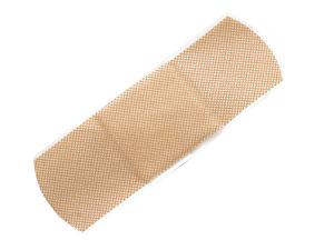 Использование бактерицидного пластыря