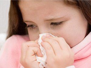 Ринит - аллергическая реакция на йод