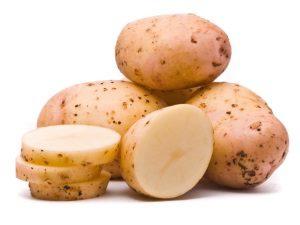 Сырой картофель для лечения кератом и бородавок