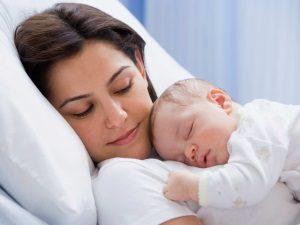 Инфицирование ребенка во время родов