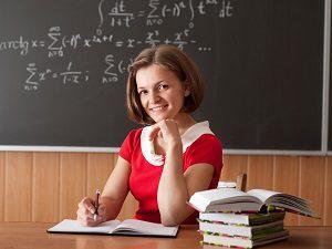 Способности к преподаванию у людей с родинкой на брови