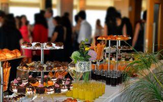 Выбор места для организации важного мероприятия – обязательно с обширной кухней!