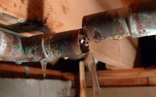 Общие аварийные ситуации с водопроводом, о которых вы должны знать