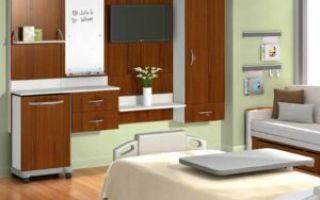 Выбор подходящей медицинской мебели