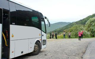 5 причин, почему вам стоит путешествовать на автобусе