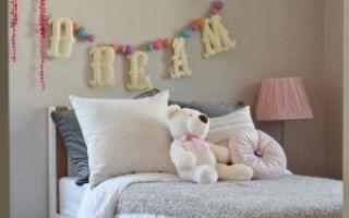 Какой текстиль подойдет в детской спальне?