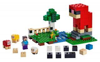 Блоки LEGO Minecraft – какой набор блоков выбрать для нашего ребенка?