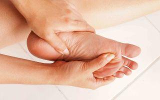 Как можно убрать мозоль на пальце ноги
