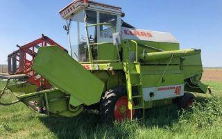 Запчастини для зернозбиральної техніки CLAAS