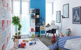 Обустройство детской комнаты – продумать все до мелочей