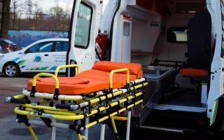 Преимущества услуги перевозки больных