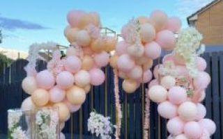 Воздушные шары для вечеринок