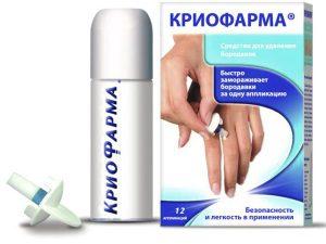 Эффективность криофармы