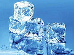 Лед для лечения бородавок