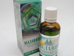 Малавит для лечения бородавок