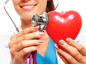 Заболевания сердца - причина появления красных родинок