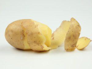 Картофель для лечения мозолей