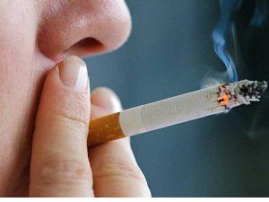 Курение - причина появления базальноклеточной папилломы
