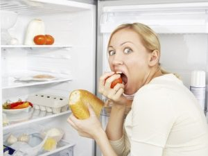 Неправильное питание - причина появления бородавок на шее