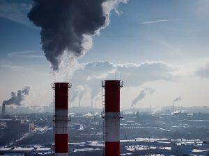 Плохая экология - причина появления бородавок